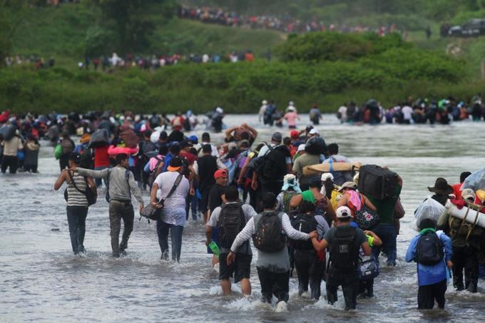 8 preguntas y sus respuestas para entender las caravanas de migrantes en mexico